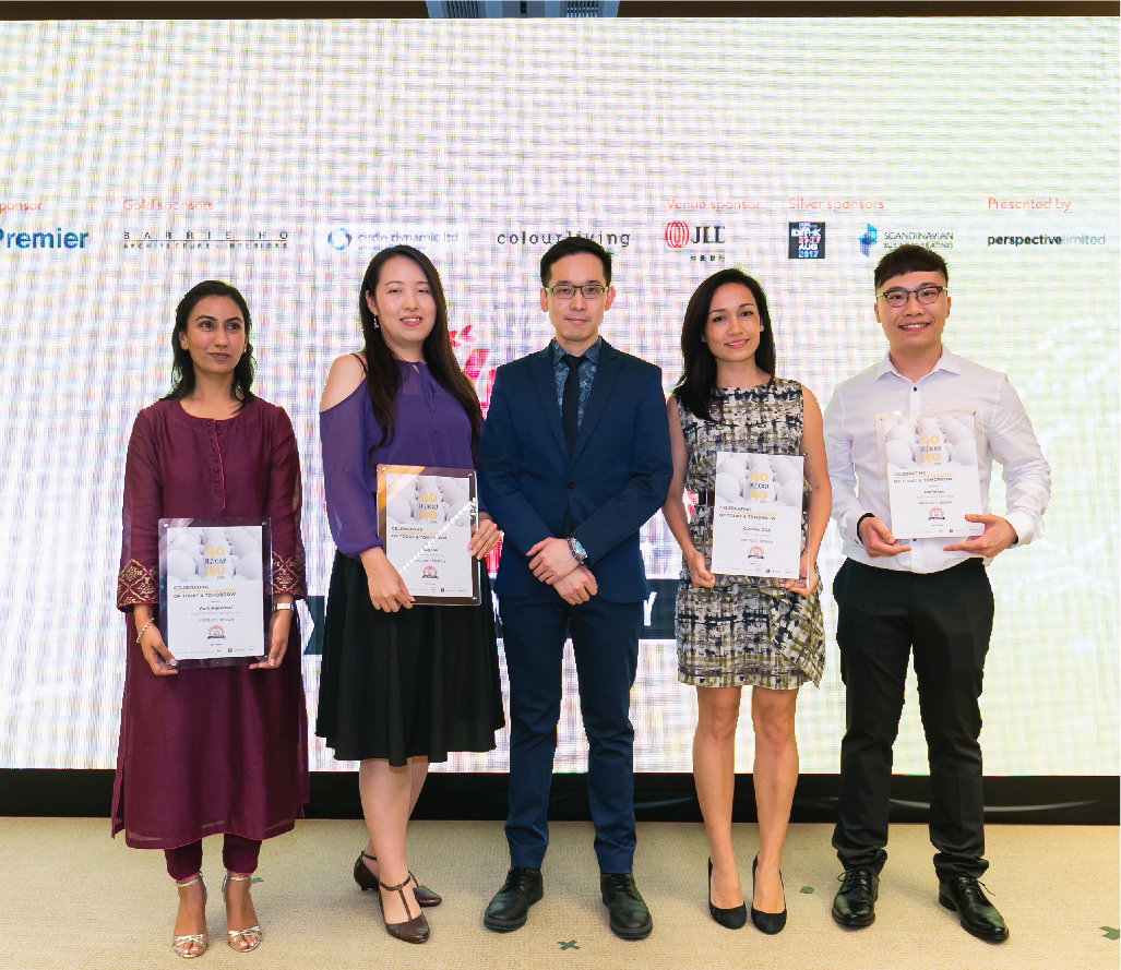 Darlie Lau Studio - PERSPECTIVE 40 UNDER 40 AWARDS 2016