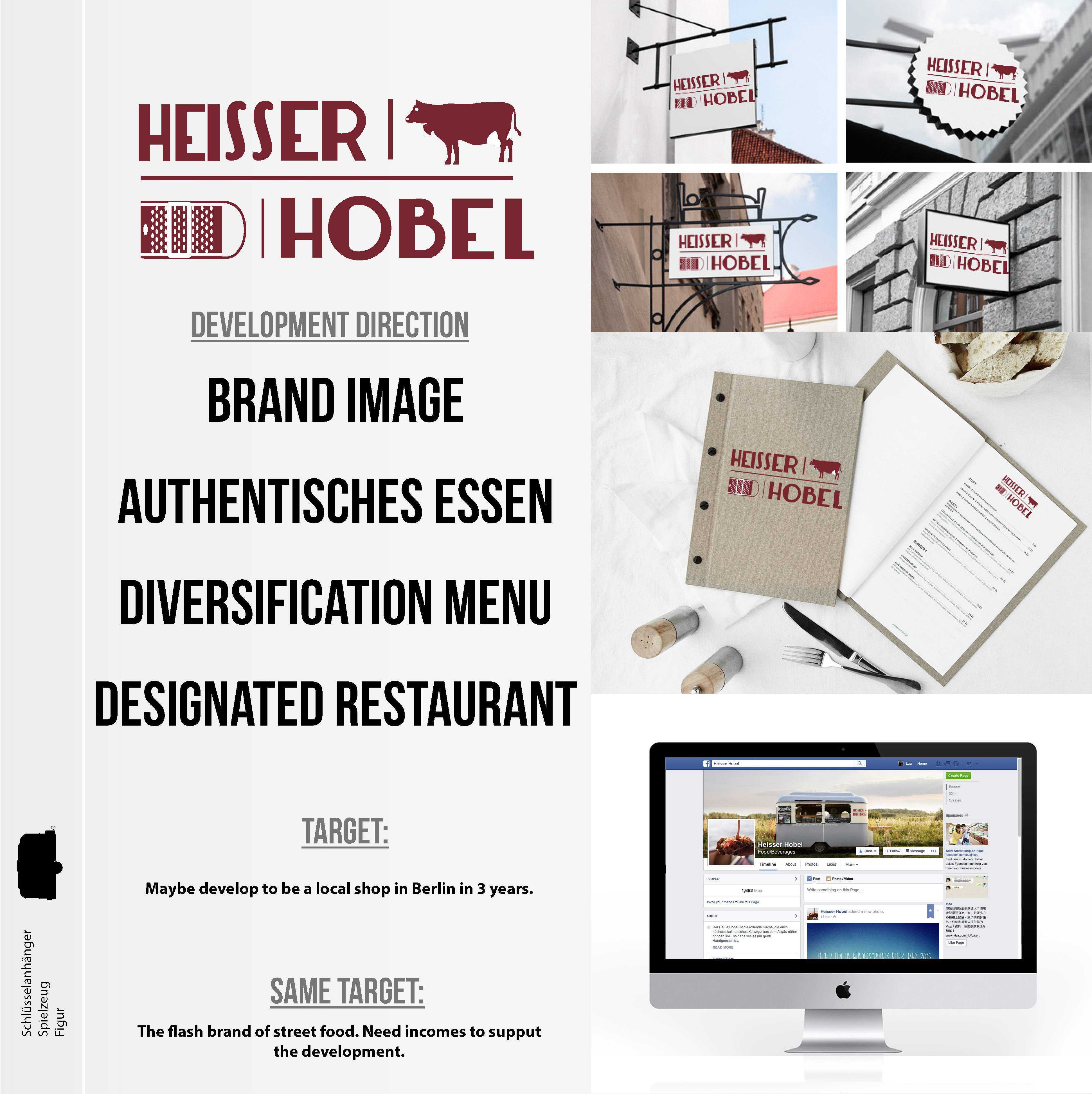 Darlie Lau Studio - HEISSER HOBEL PRODUCT BOOK